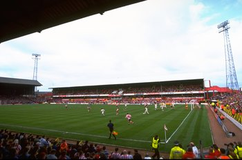 Roker Park was Sunderland's home for 100 years