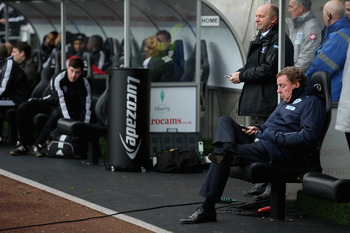 Harry Redknapp faces a fair few more dispiriting trips away from Loftus Road.