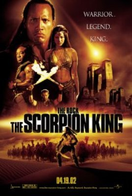 The Rock set records with his appearance in The Scorpion King. Photo Courtesy of imdb.com