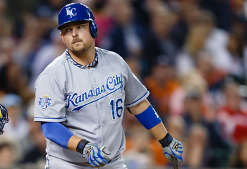 Billy Butler is going overlooked despite his monster 2012 season.