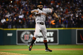 Sergio Romo deserves more attention after the last three seasons he's had.
