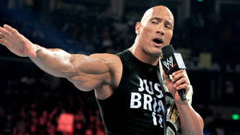 The Rock has led an amazing journey with a lot of craziness along the way. Photo Courtesy of WWE.com