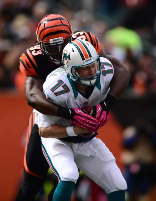 The Bengals may need to find a defensive end who can fill Michael Johnson's shoes.