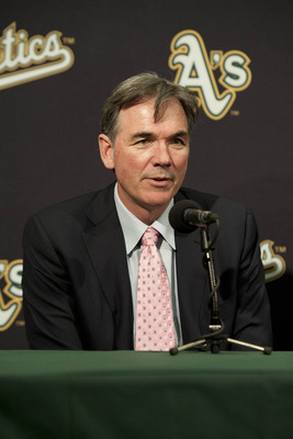 A's general manager Billy Beane gave fans a reason to have hope with a magical 2012 season.