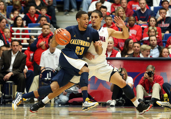 Allen Crabbe leads the Pac-12 in scoring.