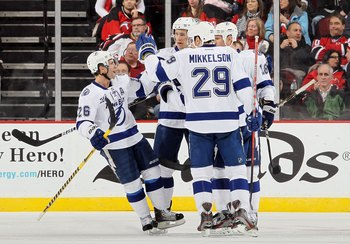 The Lightning have the league's best offense—and it should be even better.