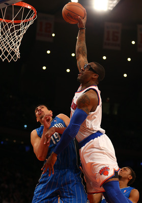Stoudemire has been on a tear since his Jan. 1 return.