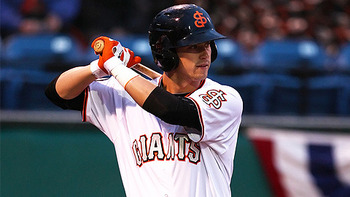 Andrew Susac was one of the best catchers in the 2011 draft when the Giants took him in the second round. Courtesy of Tony Medina, San Jose Giants