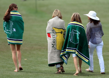 A tradition unlike any other, blankets.