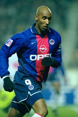 Anelka began his career with PSG