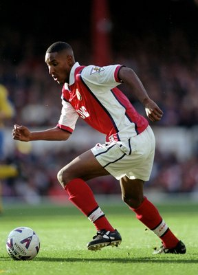 Anelka scored 23 goals for Arsenal