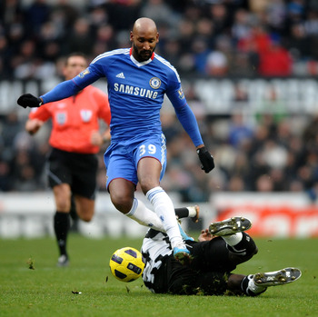Chelsea brought Anelka to Stamford Bridge