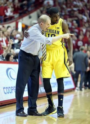 Tim Hardaway Jr. was nonexistent in Tuesday's loss to Michigan State.