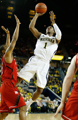 Glenn Robinson III has looked overwhelmed and timid in Michigan's losses and must overcome his nerves.