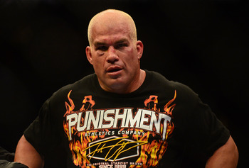 The animosity between Tito Ortiz and Dana White was glossed over when he announced his retirement.