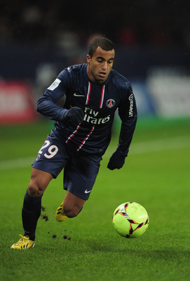 Lucas is having a big impact for PSG this season