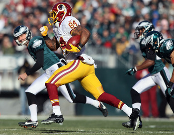 Niles Paul still needs to work on his game.