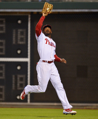 It's now or never time for Domonic Brown. The Phils chances may lie on his shoulders