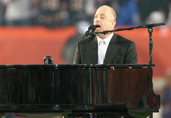 New York native Billy Joel would be a hometown favorite at Super Bowl XLVIII.