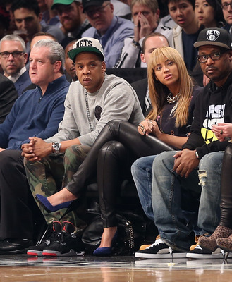 Jay-Z may be one of the few artists who could successfully follow up his wife Beyonce's Super Bowl performance.