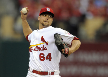 RHP Trevor Rosenthal: Prospect Pipeline's No. 57 prospect headed into the 2013 season.