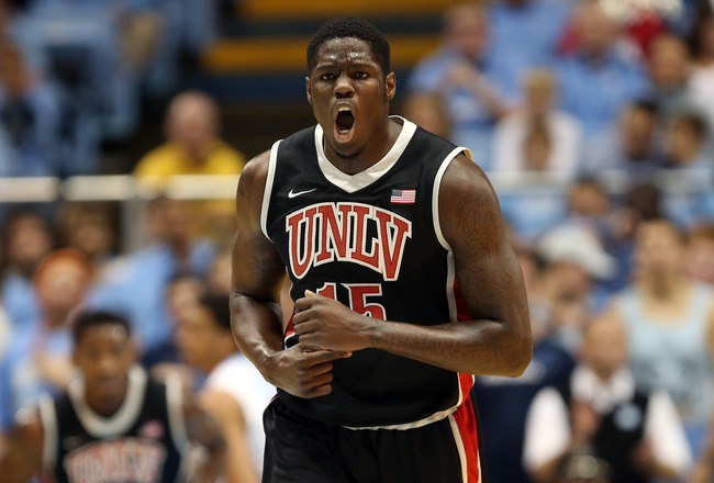 Anthony Bennett Draft