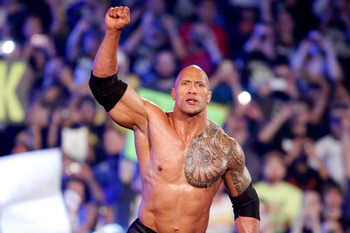The Rock is going to get another victory over CM Punk at Sunday's Elimination Chamber pay-per-view for a number of reasons. Photo Courtesy of WWE.com