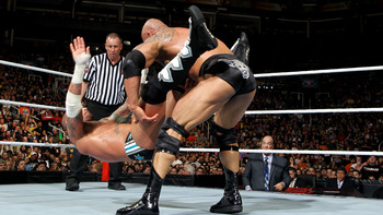 Punk is one of the best worker's in the WWE and can make The Rock look strong going into WrestleMania 29. Photo Courtesy of WWE.com