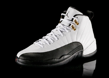 The Black/White/Taxi J's are possibly the best looking of the entire series.  Via Nike.com