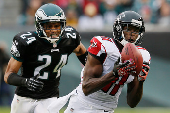 Nnamdi Asomugha once again failed to live up to expectations in 2012.