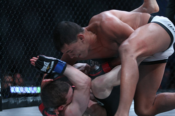 Eduardo Dantas' loss to Tyson Nam, unfortunately, has defined his career in many ways. Photo c/o Sherdog.com.