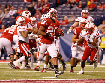 Nebraska's defense gave up 539 yards of rushing to Wisconsin in the 2012 Big Ten title game.