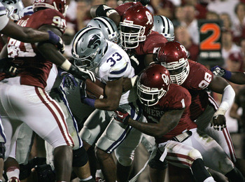 The Sooners were No. 94 vs. the run in 2012.