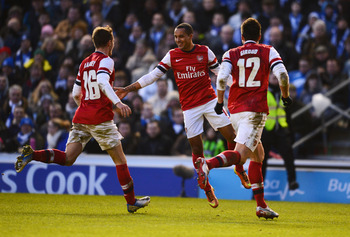 A late Theo Walcott goal secured a win against Brighton. Will he come up trumps against Blackburn?