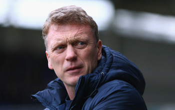 Will this finally be the year that David Moyes wins a trophy with Everton?