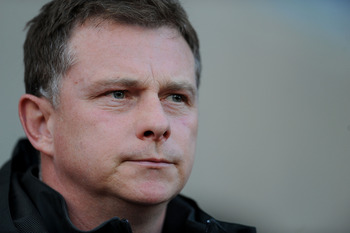 Mark Robins' first game in charge could see Huddersfield move in to the next round of the FA Cup