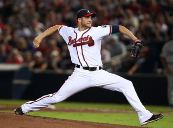 Brandon Beachy's season ended abruptly due to elbow surgery.