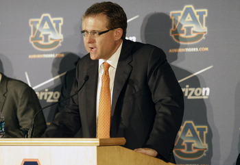 Gus Malzahn Can Only Improve the Tigers in Year One