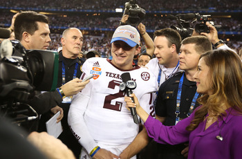 Will Johnny Football Have Another Heisman Season in 2013?