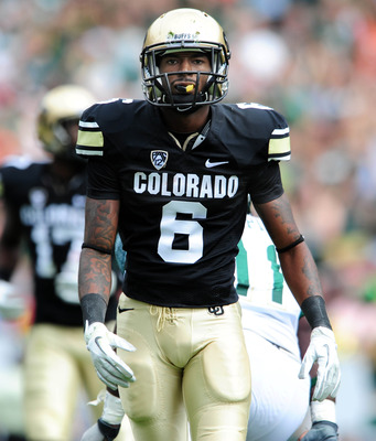 Richardson is the most talented member of the Buffs' WR corps.