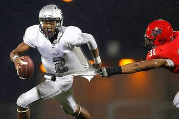 Top quarterback commit Jerrod Heard (Tom Fox/Dallas News).
