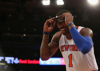 Amar'e can still play ball, and if he's coming off the bench there's no telling where his ceiling will be.