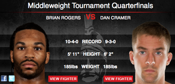 Cramer vs. Rogers via Bellator.com
