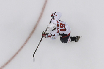 Why isn't Nicklas Backstrom scoring more goals?