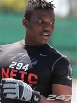 Elijah George photo courtesy 247Sports.com