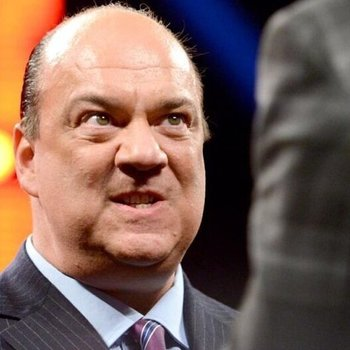 Photo from Paul Heyman's Twitter Account