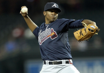 What will 2013 have in store for Julio Teheran?