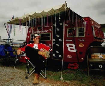Sweet Home (away from home) Talladega