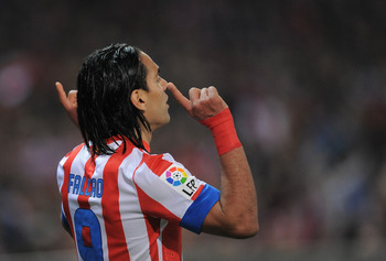 Falcao has admitted an interest in PSG's project