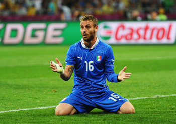 De Rossi's move to Paris failed to materialise amidst confusion